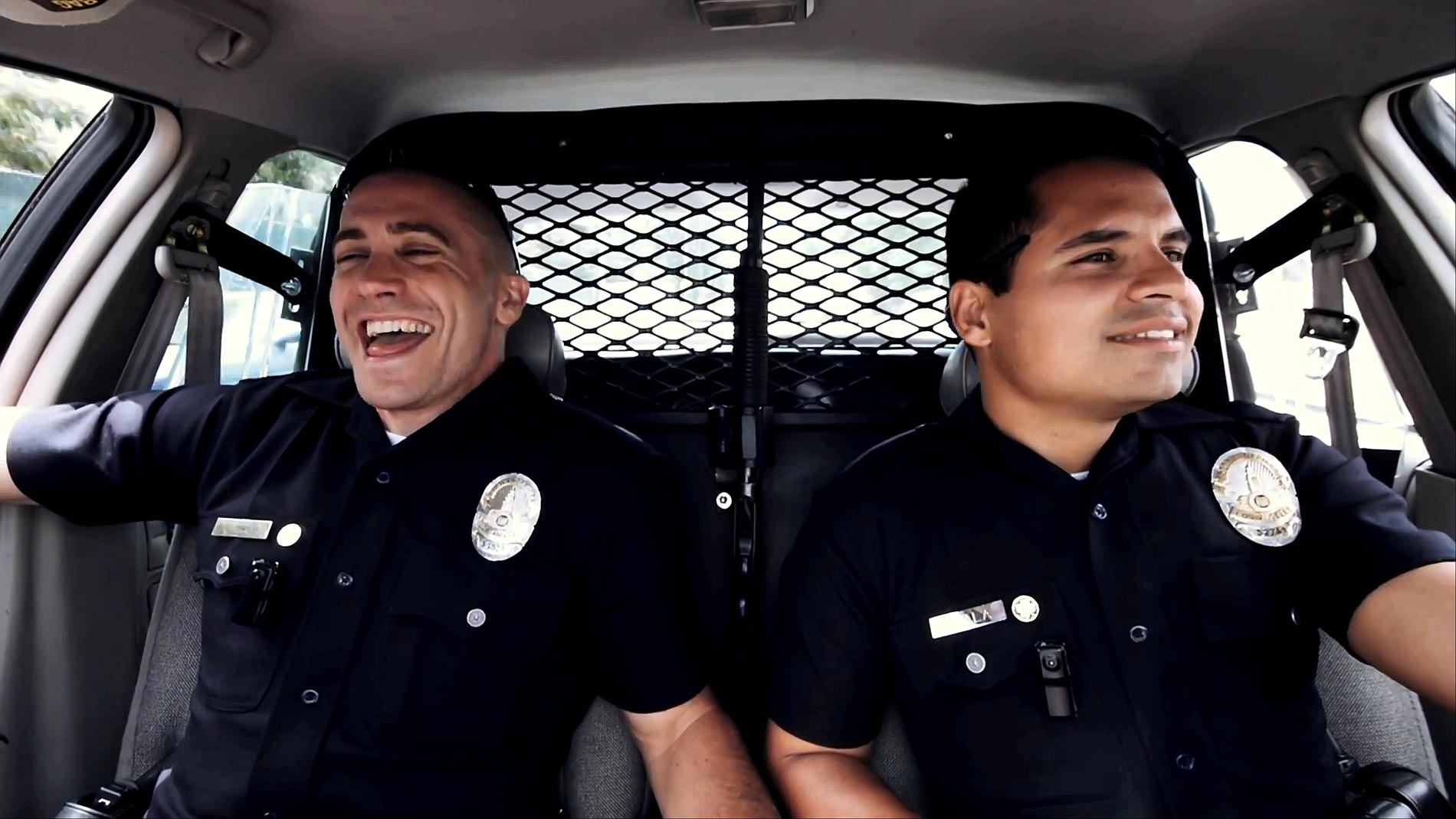 "Good Car Movies: ""END OF WATCH"": Cop Drama With Real Chops"
