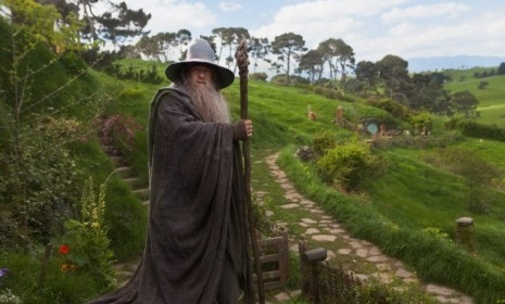 hobbit shire