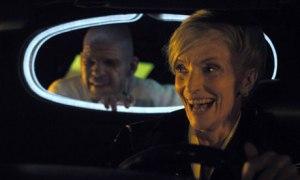 M. Oscar (Denis Lavant) and Celine (Edith Scob)
