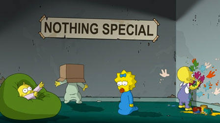 """Maggie Simpson in """"The Longest Daycare"""""""