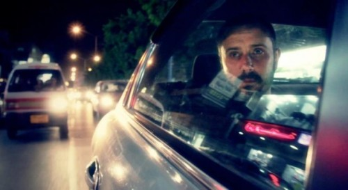 Jeremy Scahill...looking for the story