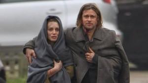 Daniella Kertesz, Brad Pitt