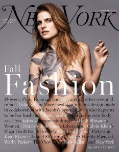 Lake Bell...cover girl