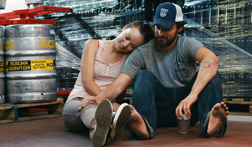 Olivia Wilde, Jake Johnston