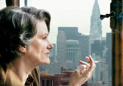 Barbara Sukowa as Hannah Arendt