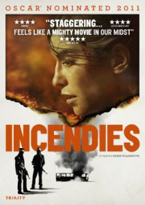 incend poster