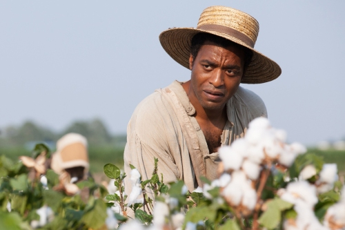 "Chiwetel Ejiofor in ""12 Years a Slave"""
