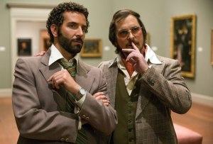 Bradley Cooper, Christian Bale