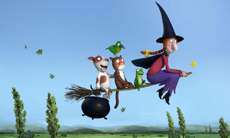 """Room on the Broom"""