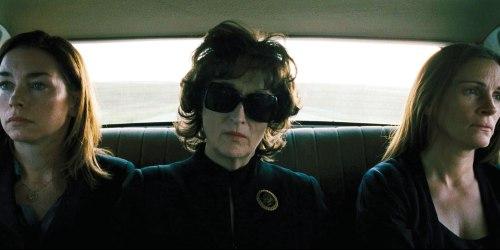 Julianne Nicholson, Meryl Streep, Julia Roberts