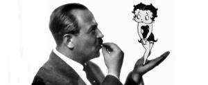 Max Fleischer and Betty Boop