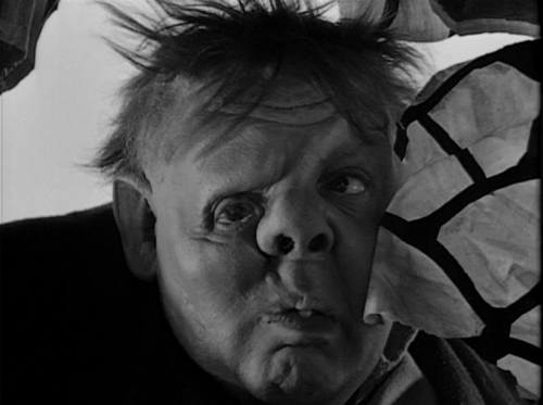 """The amazing Charles Laughton in the title role of """"The Hunchback of Notre Dame"""""""