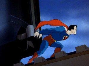 """The Fleischers' animated """"Superman"""""""