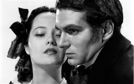 Merle Oberon, Laurence Olivier