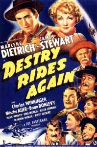destry poster