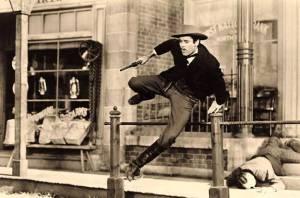 Henry Fonda as Frank James