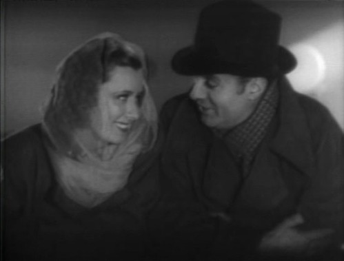 "Irene Dunne, Charles Boyer in ""Love Affair"""