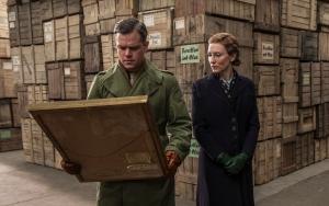 Matt Damon, Cate Blanchett