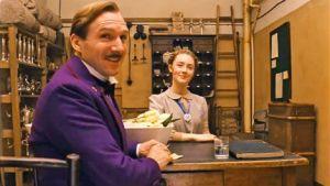 Ralph Fiennes, Saoirse Ronan