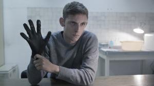 Jamie Bell as the sadist