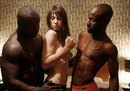 "Charlotte Gainsbourg in ""Nymphomaniac"""