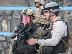 Mike and Carlos Boettcher...father-and-son war correspondents