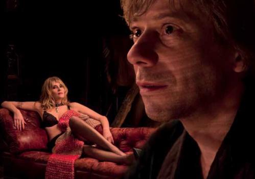 """Emanuel, Metthie Maur in """"Venus in Furs"""""""