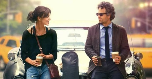"Kiera Knightley, Mark Ruffalo in ""Begin Again"""