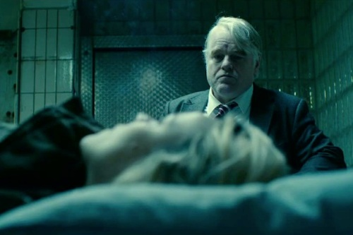 "Philip Seymour Hoffman in ""A Most Wanted Man"""