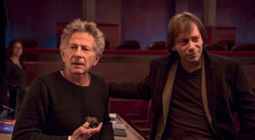 Roman Polanski, Mathieu Almaric