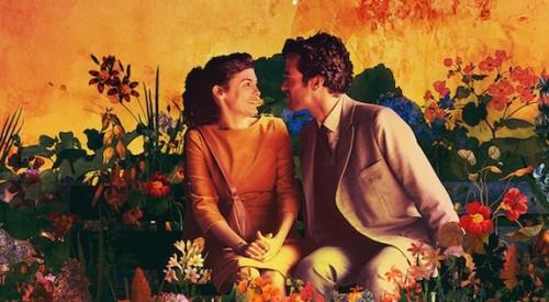 "Audrey Tatou and Romain Duris in ""Mood Indigo"""