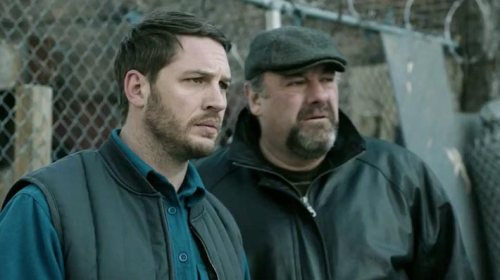 Tom Hardy, James Gandolfini