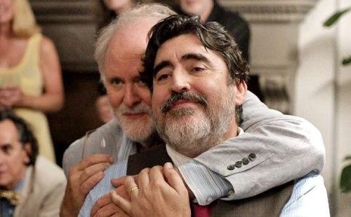 John Lithgow, Alfred Molina