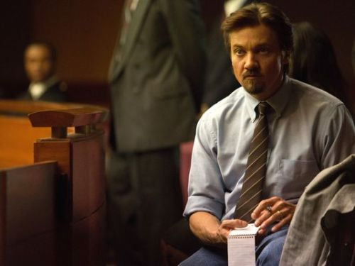Jeremy Renner as journalist Gary Webb
