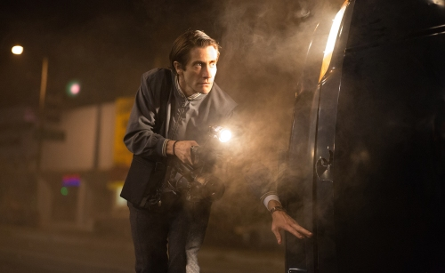 Jake Gyllenhaal...on the prowl