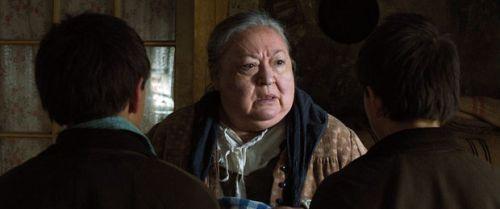 Pirolska Molnar as the Grandmother
