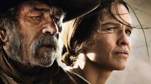 Tommy Lee Jones, Hilary Swank