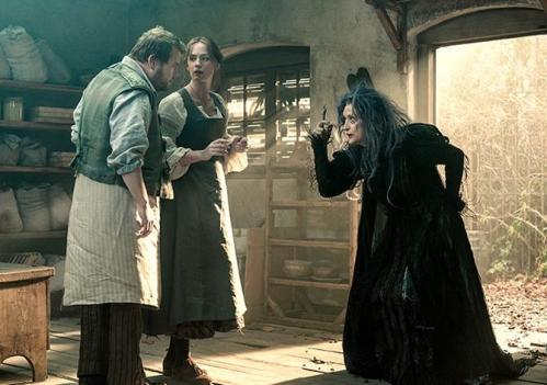 James Cordern, Emily Blunt and Meryl Streep
