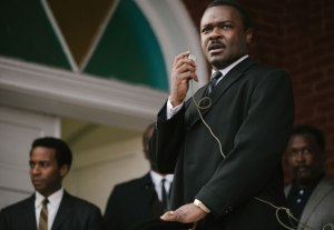 David Oweyolo as the Rev. Martin Luther King, Jr.