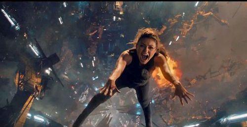 Mila Kunis...saving Earth
