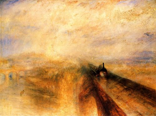 Rain, Steam and Speed – The Great Western Railway  (1844)