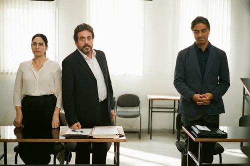 Ronit Eklabetz, Menashe Noy and Simon Abkarian