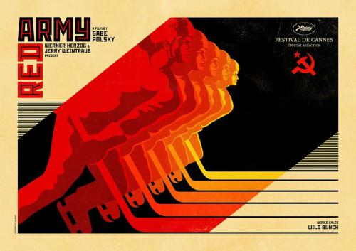 RedArmy poster