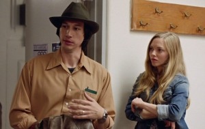 Adam Driver, Amanda Seyfried
