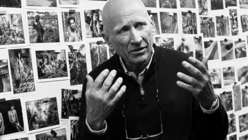 Photographer Salgado