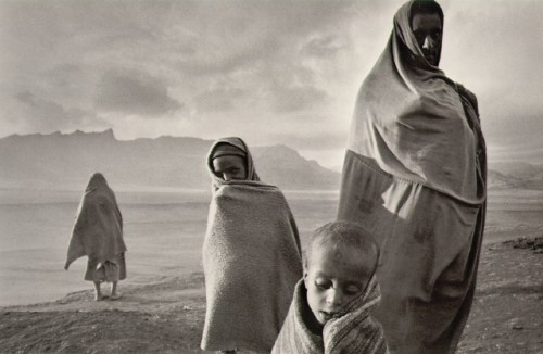 From Salgado's study of  an Ethiopian refugee camp