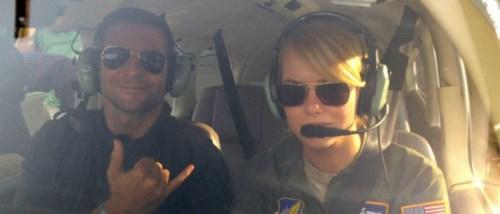 Bradley Cooper, Emma Stone
