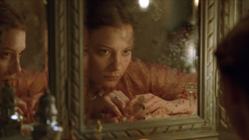 Mia Wasikowska as Emma Bovary