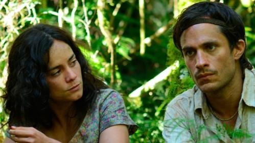 "Alice Braga, Gael Garcia Bernal...fighting land grabbers in ""Ardor"""
