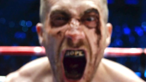 "Jake Gyllenhaal in ""Southpaw"""